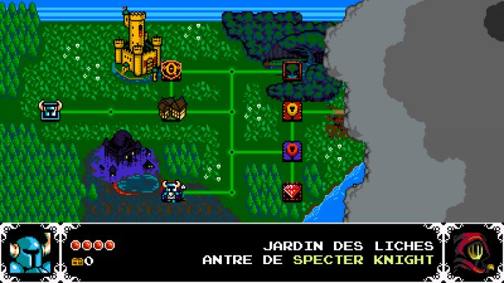 Screenshot de Shovel Knight : Treasure Trove