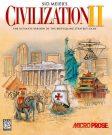 Jaquette de Sid Meier's Civilization II