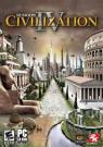 Jaquette de Sid Meier's Civilization IV