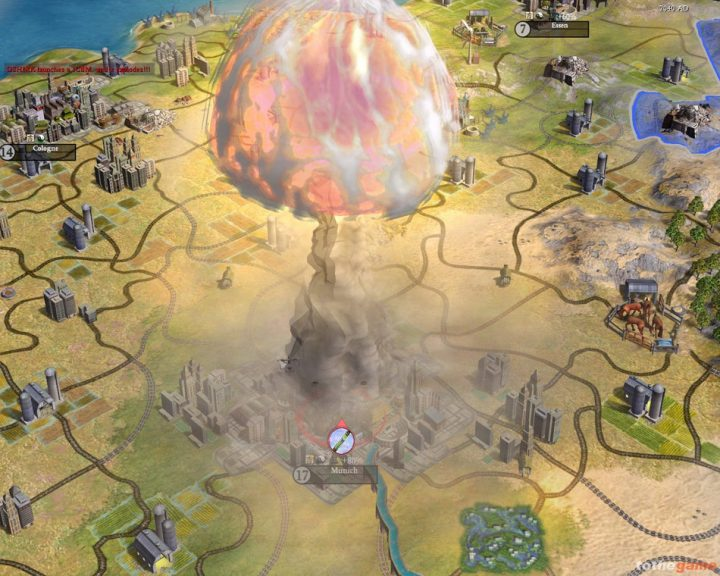 Screenshot de Sid Meier's Civilization IV