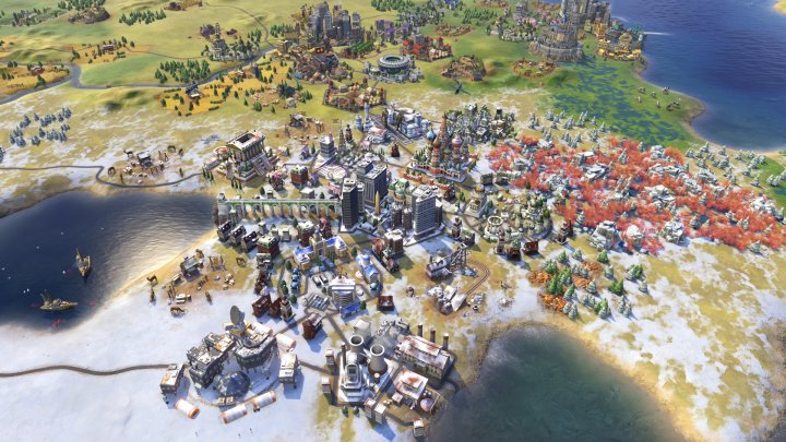 Screenshot de Sid Meier's Civilization  VI : Rise and Fall