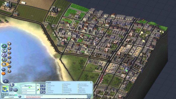 Screenshot de SimCity 4