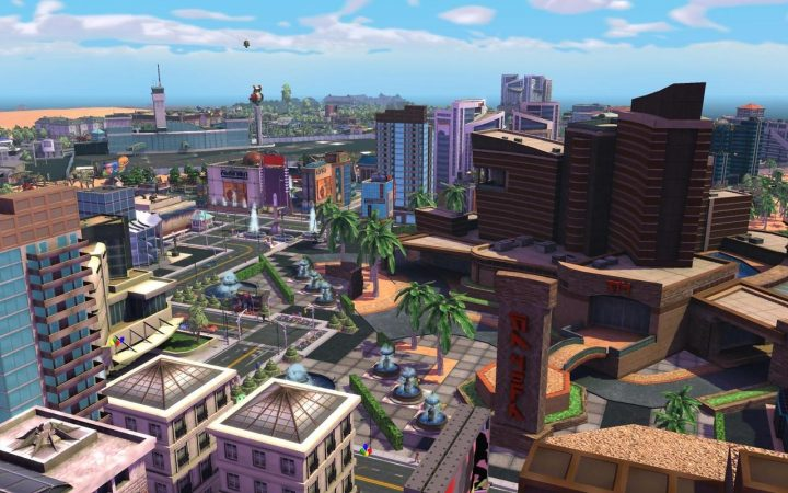 Screenshot de SimCity Societies : Destinations