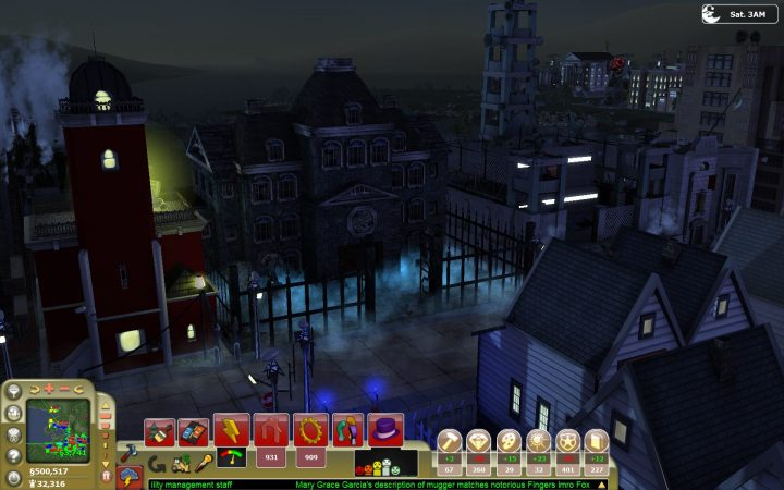 Screenshot de SimCity Societies