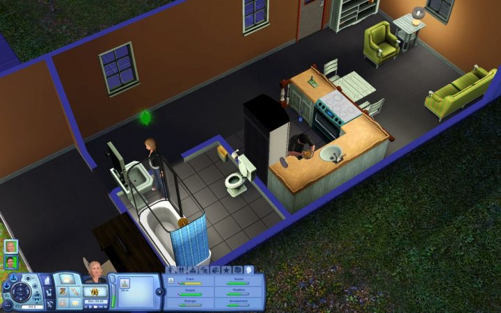 Screenshot de Les Sims 3