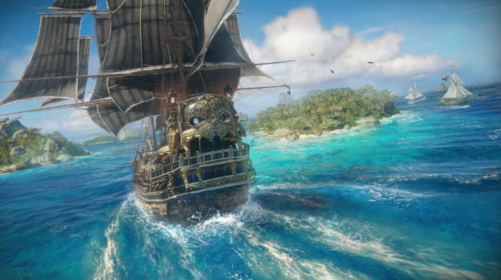 Screenshot de Skull & Bones