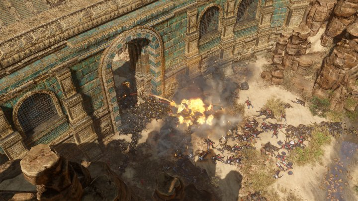 Screenshot de SpellForce 3