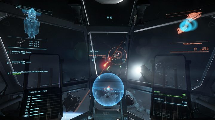 Screenshot de Star Citizen