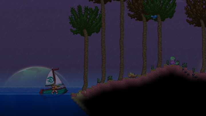 Screenshot de Starbound
