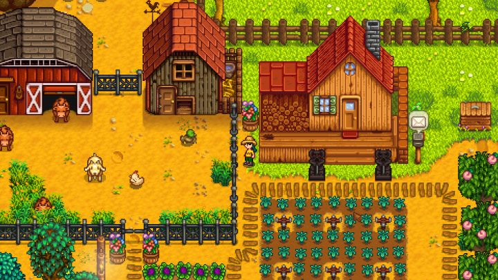 Screenshot de Stardew Valley