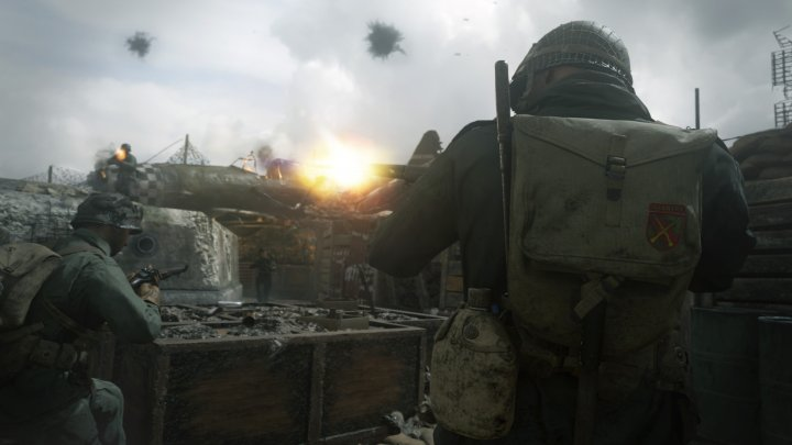 Screenshot de Call of Duty : WWII