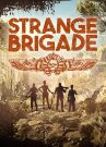 Jaquette de Strange Brigade