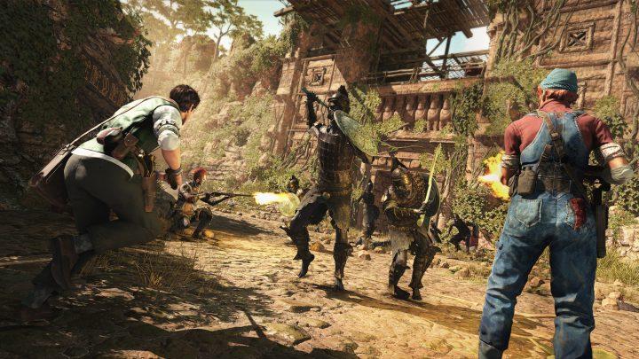 Screenshot de Strange Brigade