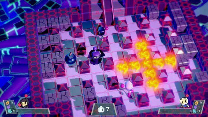 Screenshot de Super Bomberman R