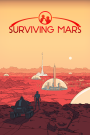 Jaquette de Surviving Mars