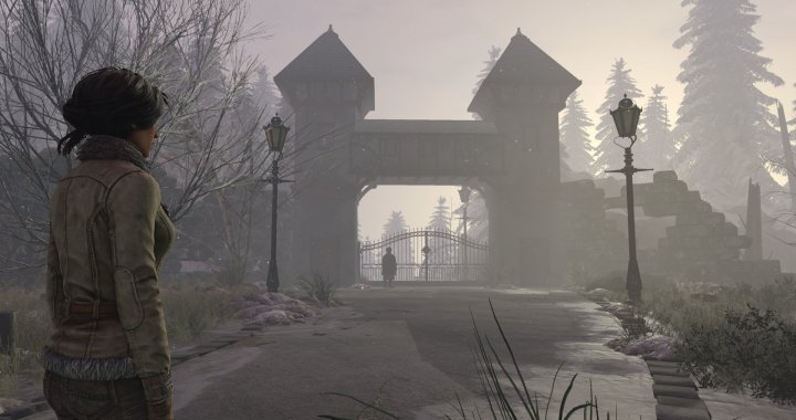 Screenshot de Syberia 3