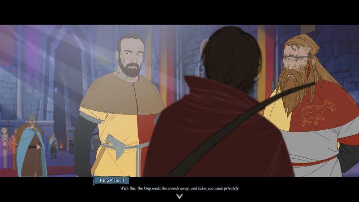 Screenshot de The Banner Saga 3