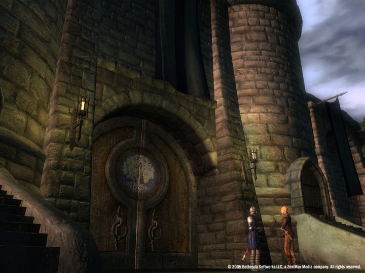 Screenshot de The Elder Scrolls IV : Oblivion