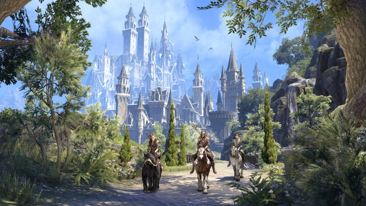 Screenshot de The Elder Scrolls Online : Summerset