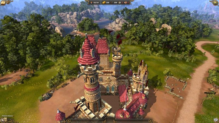 Screenshot de The Settlers 7 : Paths to a Kingdom