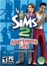 Jaquette de The Sims 2 : Apartment Life