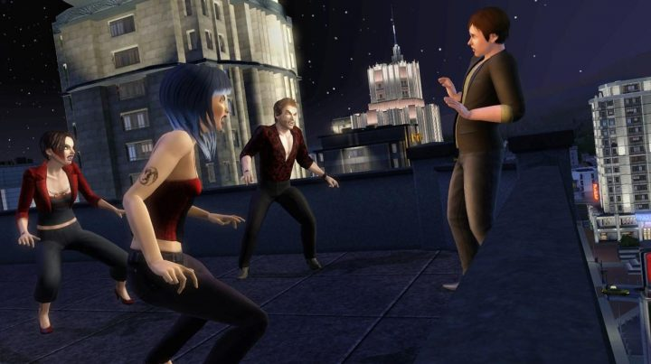 Screenshot de The Sims 3 : Late Night