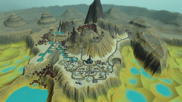 Screenshot de The Sims 3 : Lunar Lakes