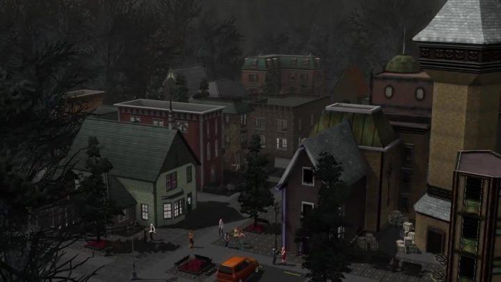 Screenshot de The Sims 3 : Midnight Hollow