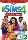Jaquette de The Sims 4 : Cats & Dogs