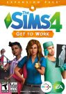Jaquette de The Sims 4 : Get to Work
