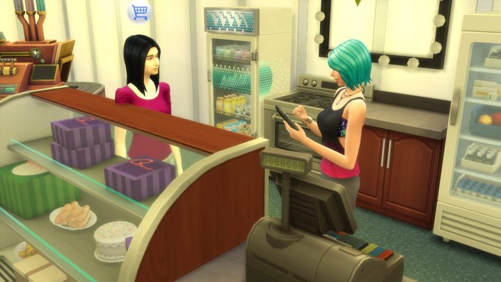 Screenshot de The Sims 4 : Get to Work
