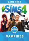 Jaquette de The Sims 4 : Vampires