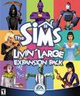 Jaquette de The Sims : Livin' Large