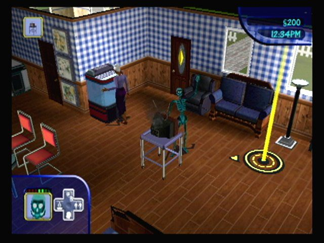 Screenshot de The Sims