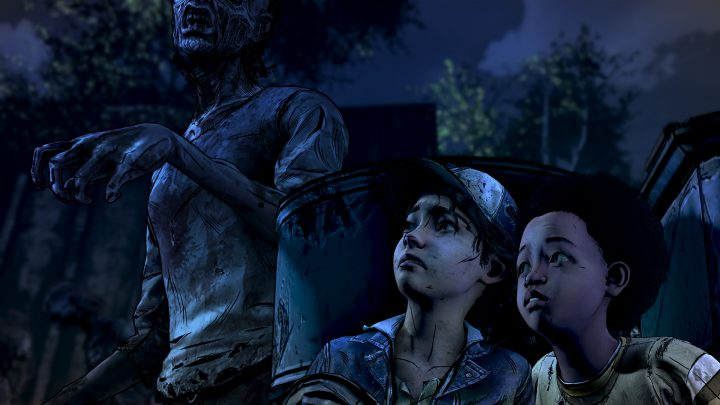Screenshot de The Walking Dead : The Final Season