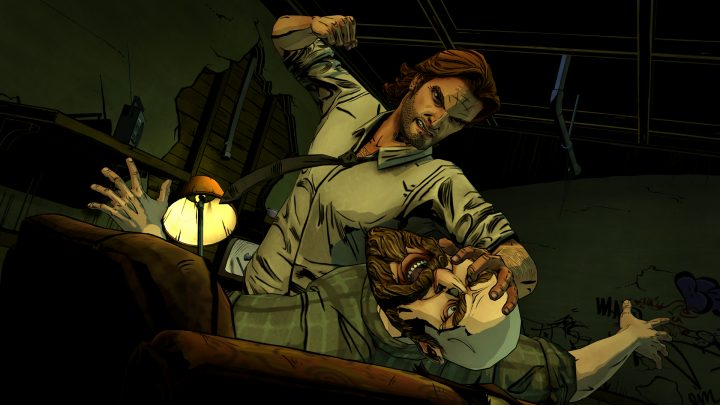 Screenshot de The Wolf Among Us