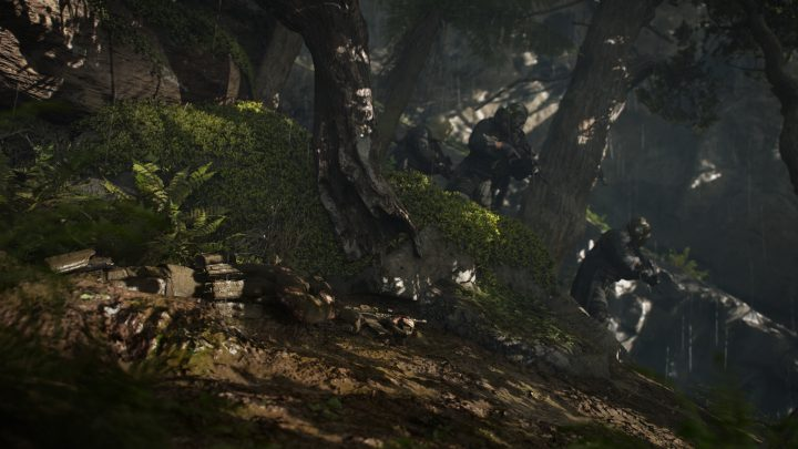 Screenshot de Tom Clancy's Ghost Recon : Breakpoint