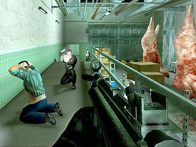 Screenshot de Tom Clancy's Rainbow Six 3 : Gold Edition