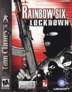 Jaquette de Tom Clancy's Rainbow Six : Lockdown