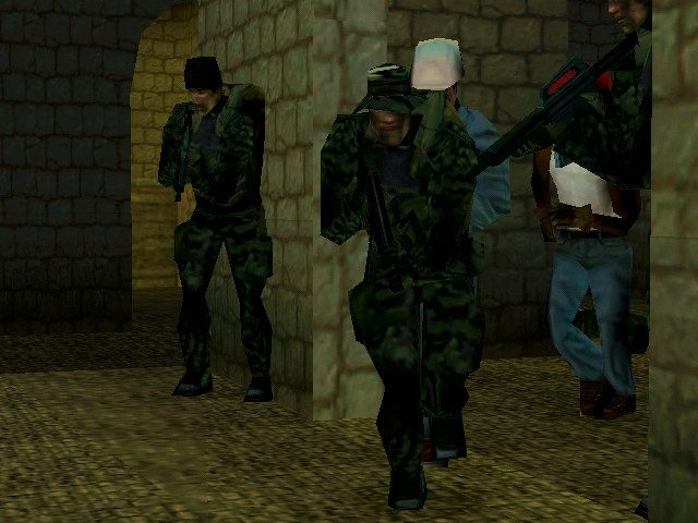 Screenshot de Tom Clancy's Rainbow Six