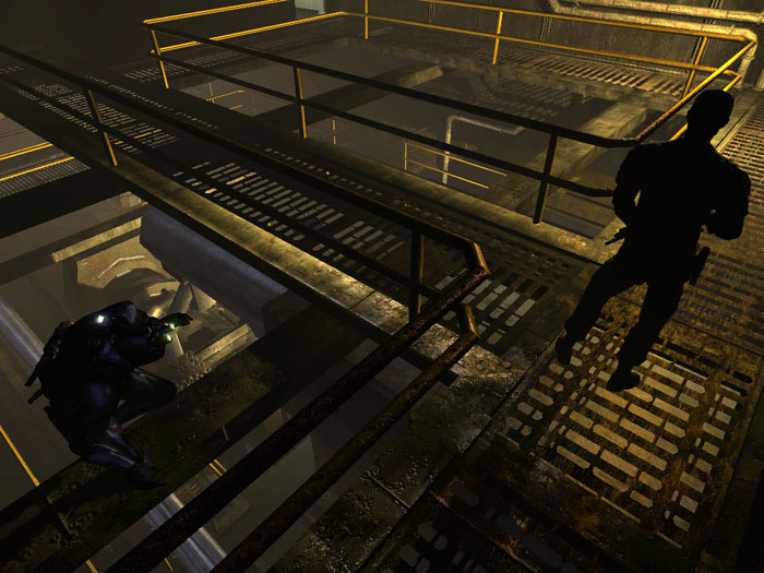 Screenshot de Tom Clancy's Splinter Cell : Chaos Theory