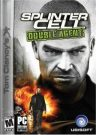 Jaquette de Tom Clancy's Splinter Cell : Double Agent