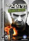 Jaquette de Tom Clancy's Splinter Cell : Double Agent