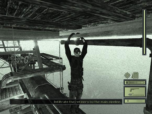 Screenshot de Tom Clancy's Splinter Cell