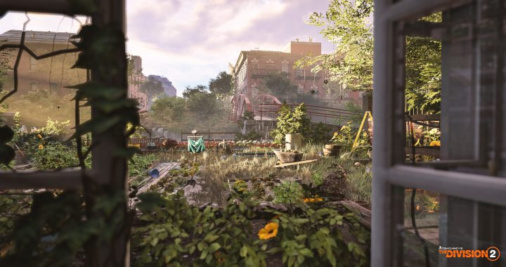 Screenshot de Tom Clancy's The Division 2
