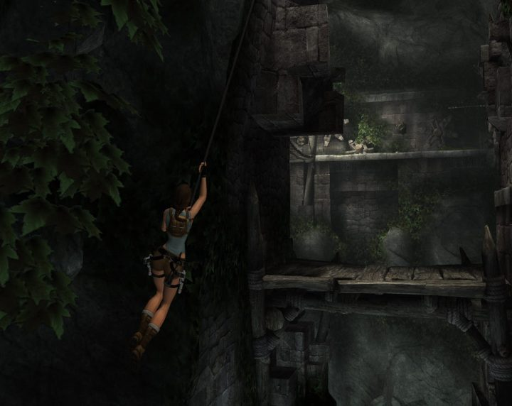 Screenshot de Tomb Raider : Anniversary