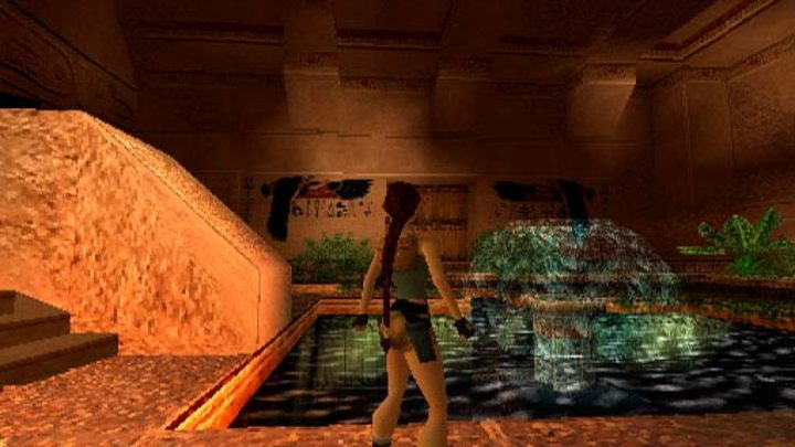 Screenshot de Tomb Raider Chronicles