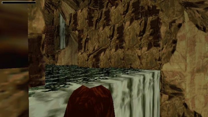 Screenshot de Tomb Raider II