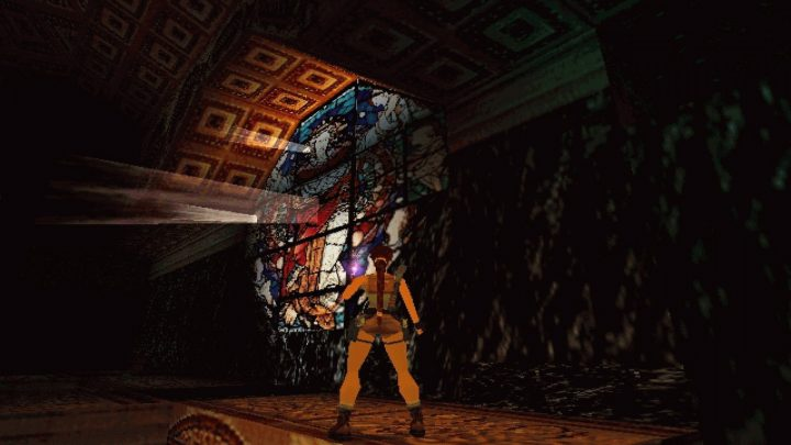 Screenshot de Tomb Raider III : Adventures of Lara Croft