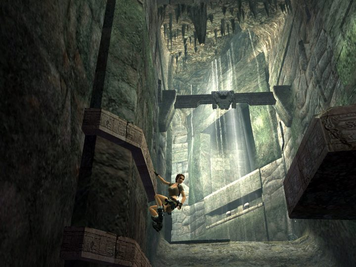 Screenshot de Tomb Raider : Legend